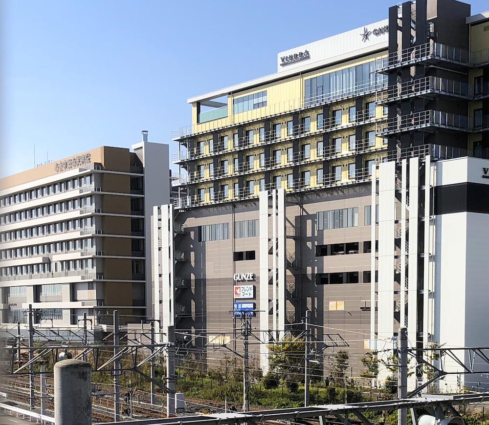 カンデオホテルズ吹田